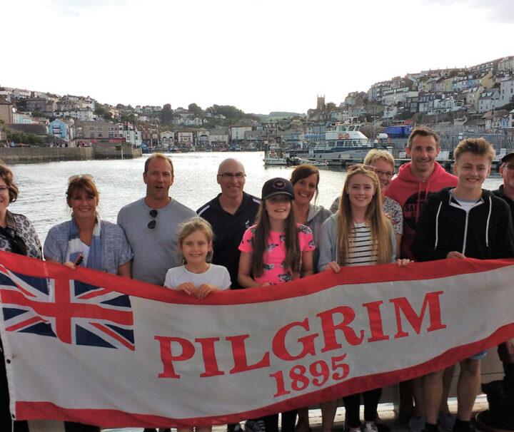Pilgrim family Group