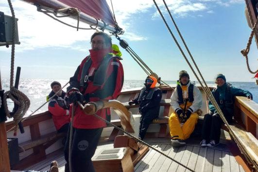Pilgrim half Day Sail