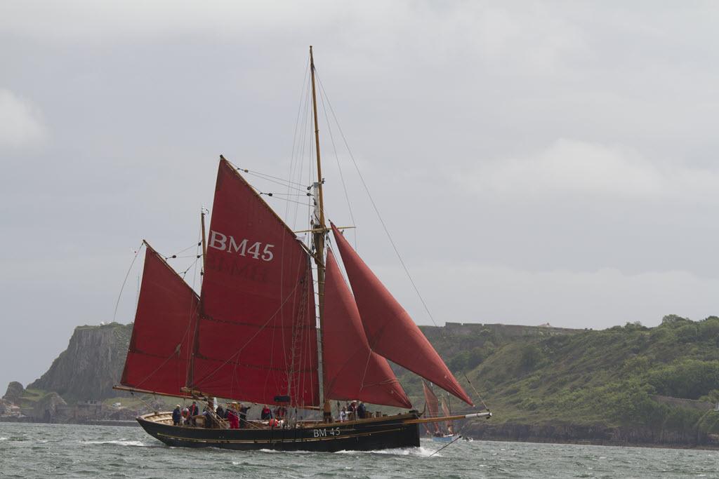 Devon Coast Day Sail