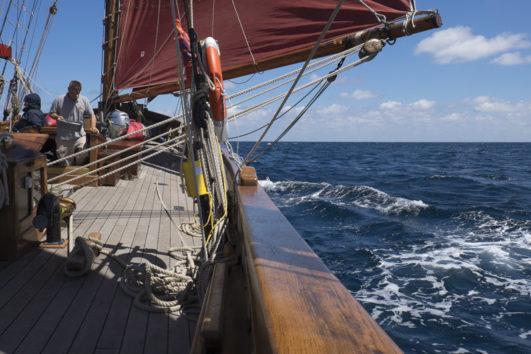 BM45 Day Sail