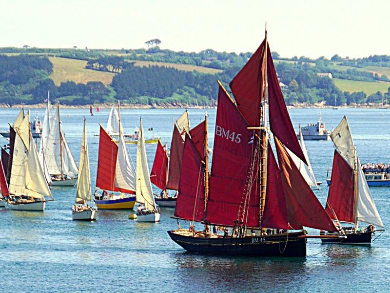 Falmouth Classics Sailing Celebration