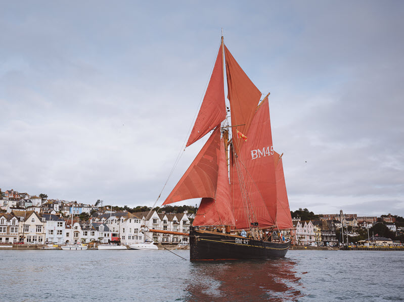 BM45 Pilgrim in Dartmouth