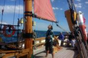 Pilgrim Day Sail