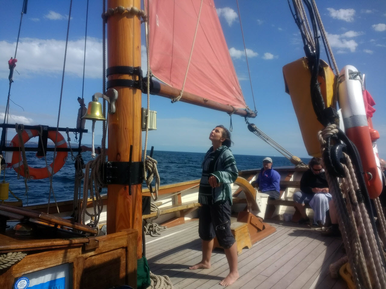 September Day Sailing Experience