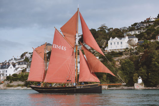 Dartmouth Departure