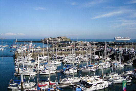 St Peter Port Channel Islands