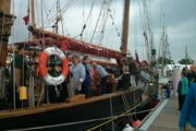 Pilgrim Open Day Yarmouth IOW