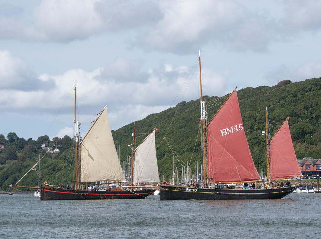 Dartmouth Regatta Cruise
