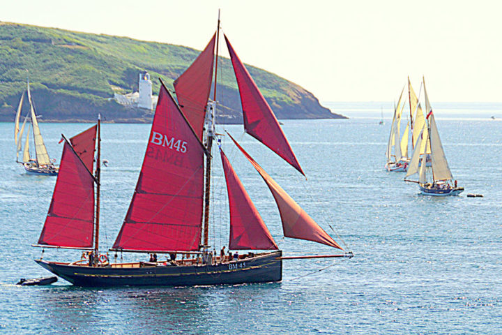 Day Sailing from Falmouth