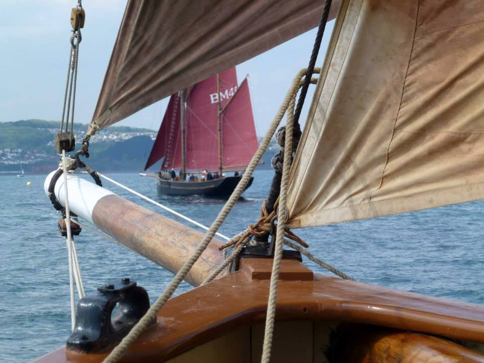 South Devon Sailing Experience