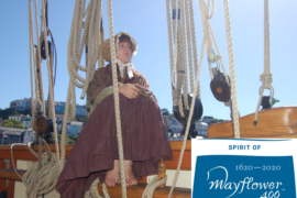 Mayflower 400 Pilgrim
