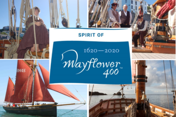 Pilgrim Mayflower 400