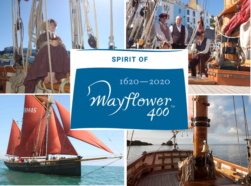 Pilgrim Mayflower 400