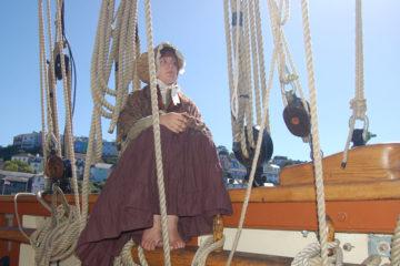 Pilgrim passage Mayflower