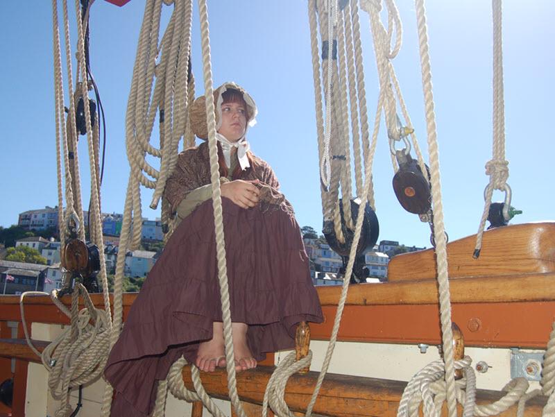 Pilgrim Mayflower Commemoration Passage