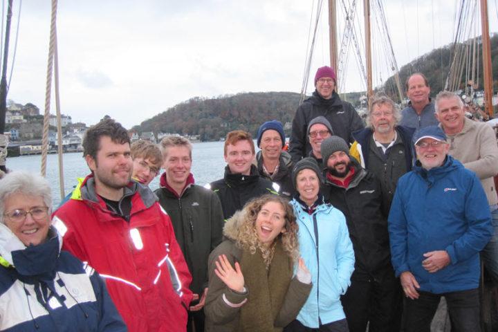 Pilgrim BM45 crew