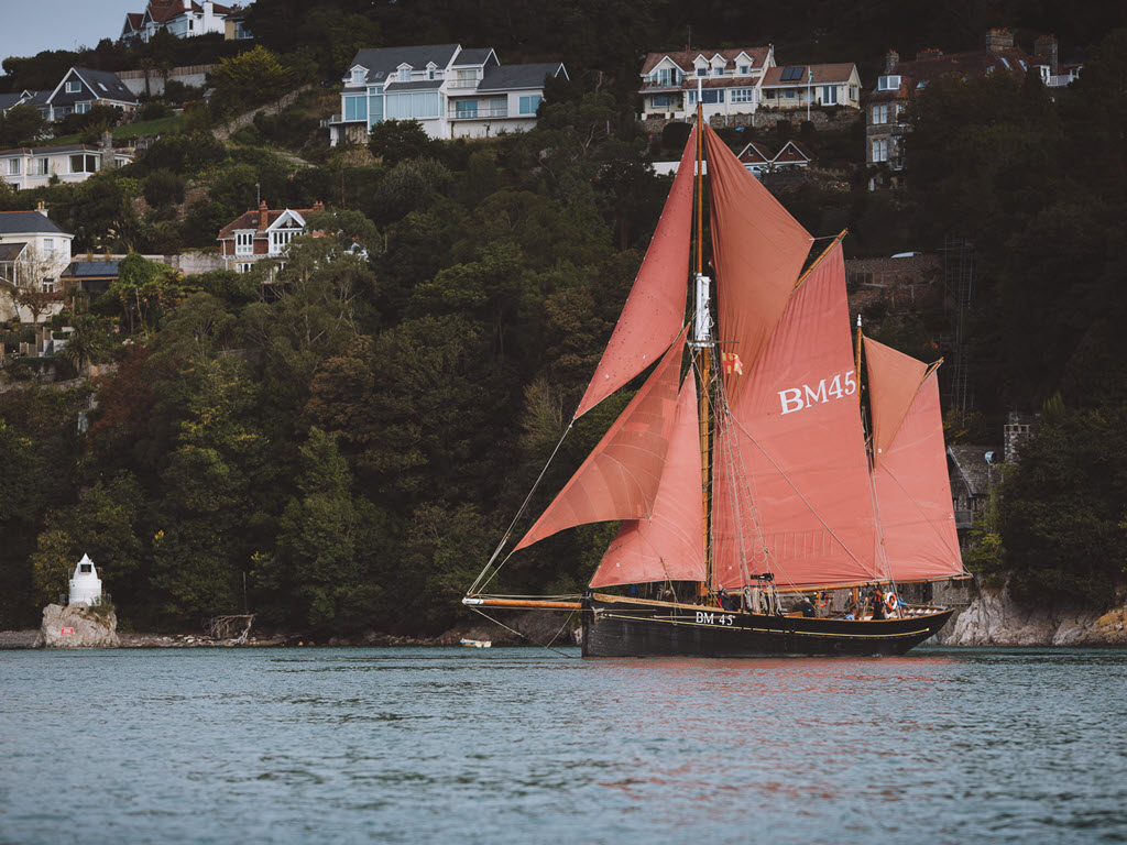 Devon Heritage Sailing Adventure