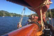 Sailing Dip and Dine