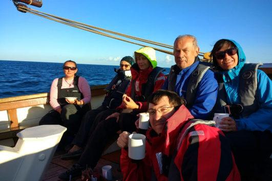 Weekend Heritage Sailing Adventure