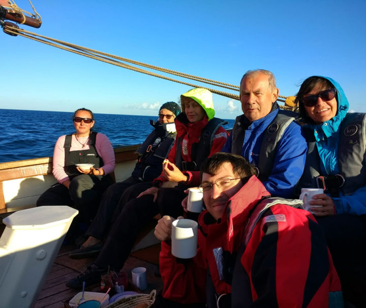 Weekend Heritage Sailing Adventure