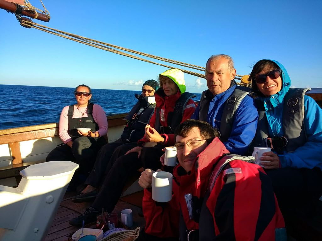 Torbay Morning Sailing Experience