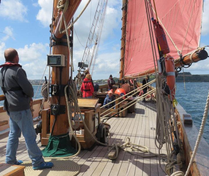 October Sailing Trawler Sleepover
