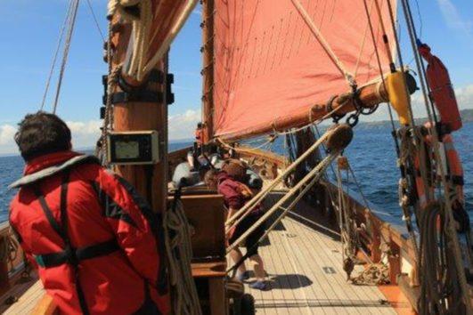 Summer Holiday Sailing Sleepover