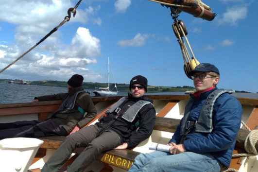 Autumn Heritage Sailing Day