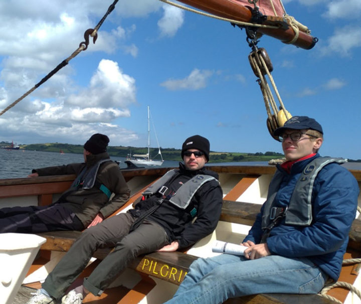 Autumn Heritage Sailing Day