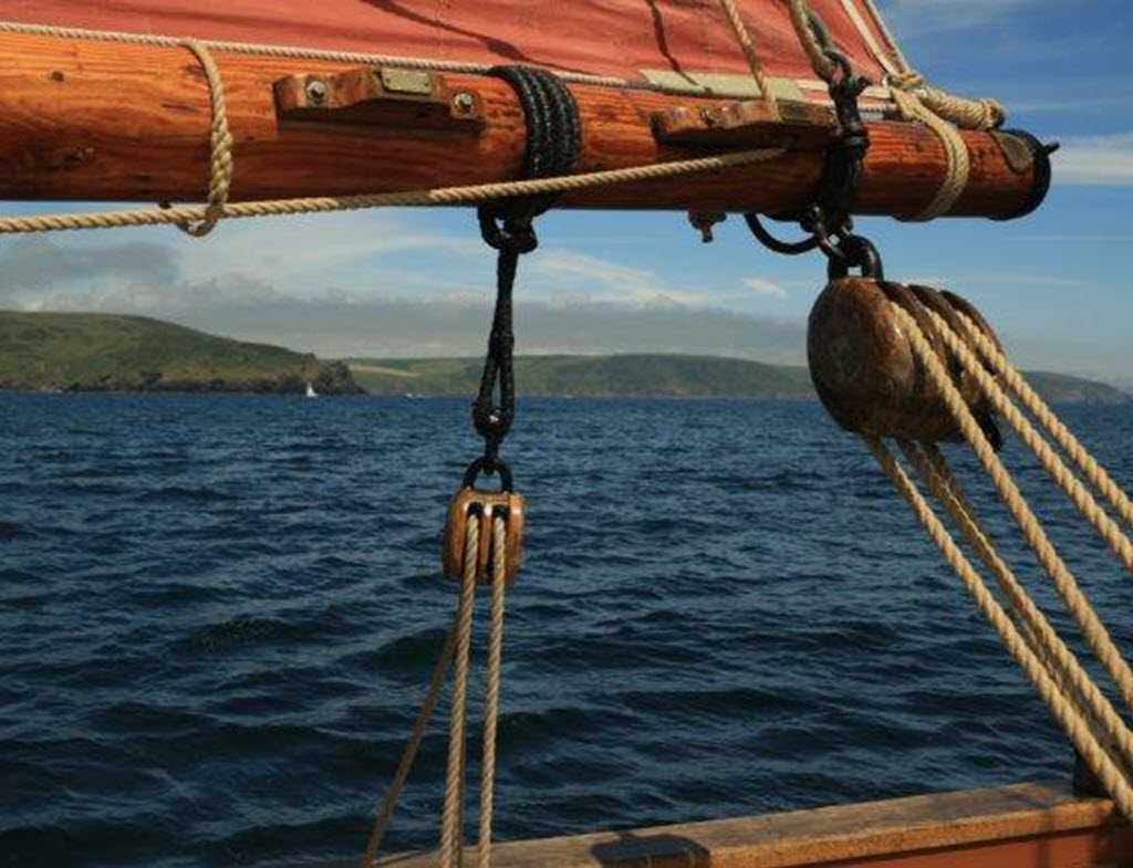 Weekend Heritage Sailing Experience