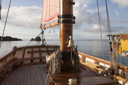 Autumn Sailing Short Break