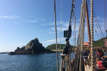 Scilly Isles Sailing Adventure