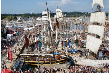 Brittany and Paimpol Festival