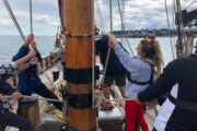 Pilgrim sailing 2020