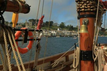 Pilgrim Summer Overnight Sailing