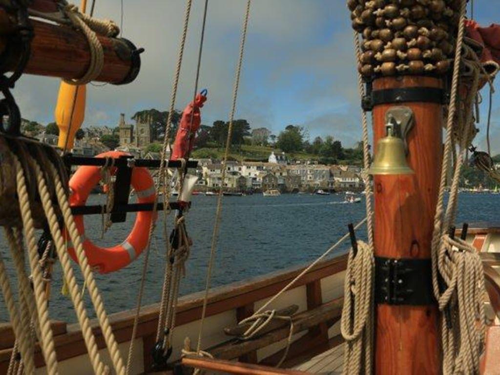Pilgrim Summer Overnight Sailing