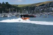 Dartmouth Regatta Lifeboat Demonstration